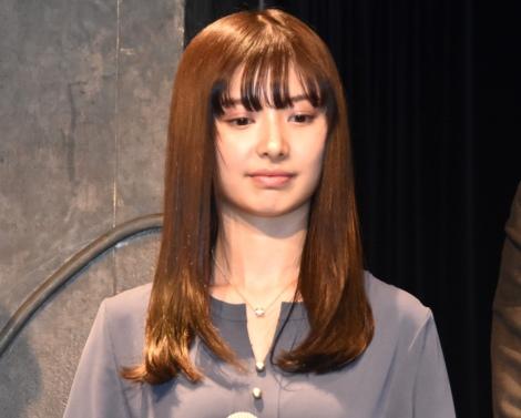 映画『おかあさんの被爆ピアノ』の製作発表会見に登壇した武藤十夢 (C)ORICON NewS inc.