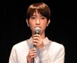 映画『おかあさんの被爆ピアノ』の製作発表会見に登壇した南壽あさ子 (C)ORICON NewS inc.
