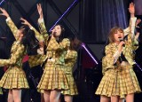 M14「センチメンタルトレイン」=『第8回AKB48紅白対抗歌合戦』より(C)ORICON NewS inc.