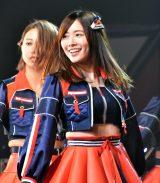 M2:SKE48「無意識の色」の松井珠理奈=『第8回AKB48紅白対抗歌合戦』より(C)ORICON NewS inc.
