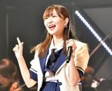 M3:HKT48「早送りカレンダー」の指原莉乃=『第8回AKB48紅白対抗歌合戦』より(C)ORICON NewS inc.