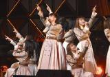 M4:NGT48「世界の人へ」=『第8回AKB48紅白対抗歌合戦』より(C)ORICON NewS inc.