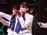 M5:STU48「ペダルと車輪と来た道と」の瀧野由美子=『第8回AKB48紅白対抗歌合戦』より(C)ORICON NewS inc.