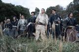 大河ドラマ『西郷どん』第47回「敬天愛人」より。鈴木亮平らがラストサムライを熱演(C)NHK