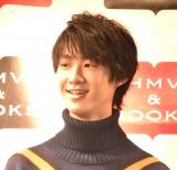 『M!LK OFFICIAL CALENDAR M!!!!!!!LK』の発売記念イベントに出席した曽野舜太 (C)ORICON NewS inc.