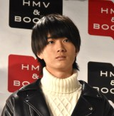 『M!LK OFFICIAL CALENDAR M!!!!!!!LK』の発売記念イベントに出席した山中柔太朗 (C)ORICON NewS inc.