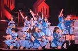 『モーニング娘。'18 コンサートツアー秋〜GET SET,GO!〜ファイナル 飯窪春菜卒業スペシャル』でライブを行ったモーニング娘。'18