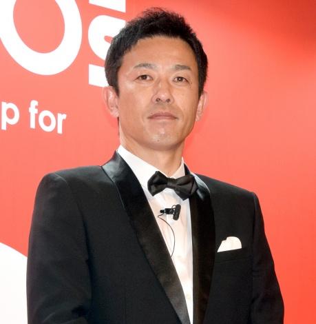 『HEROs AWARD 2018』表彰式に出席した赤星憲広氏 (C)ORICON NewS inc.