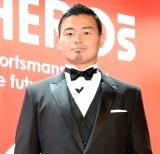 『HEROs AWARD 2018』表彰式に出席した五郎丸歩 (C)ORICON NewS inc.