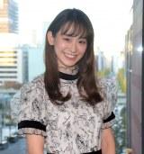 愛希れいか=アミューズ所属合同インタビュー (C)ORICON NewS inc.