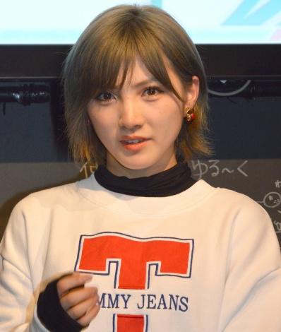 『AKB48ダイスキャラバン』のリアルイベント『ダイスキ感謝祭』を行った岡田奈々 (C)ORICON NewS inc.