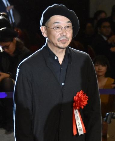 『第43回 報知映画賞』で監督賞を受賞した大森立嗣監督 (C)ORICON NewS inc.