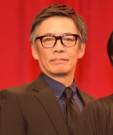 映画『マスカレード・ホテル』完成披露試写会に出席した生瀬勝久 (C)ORICON NewS inc.