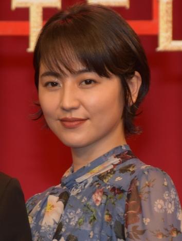 映画『マスカレード・ホテル』完成披露試写会に出席した長澤まさみ (C)ORICON NewS inc.