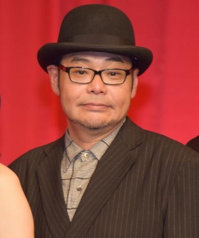 映画『マスカレード・ホテル』完成披露試写会に出席した田口浩正 (C)ORICON NewS inc.