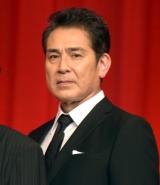 映画『マスカレード・ホテル』完成披露試写会に出席した宇梶剛士 (C)ORICON NewS inc.