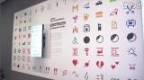 MoMAに展示された絵文字=日本のインターネットの歴史をひもとく正月特番『平成ネット史(仮)』1月2日・3日、Eテレで放送(C)NHK