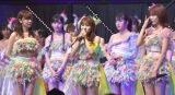 IZ*ONE専任の決意表明をする矢吹奈子=『HKT48コンサート〜今こそ団結!ガンガン行くぜ8年目!〜』の模様 (C)ORICON NewS inc.