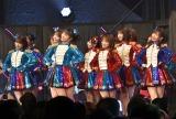「スキ!スキ!スキップ!」を披露=『HKT48コンサート〜今こそ団結!ガンガン行くぜ8年目!〜』の模様 (C)ORICON NewS inc.