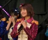 約1年ぶりにステージでパフォーマンスした朝長美桜=『HKT48コンサート〜今こそ団結!ガンガン行くぜ8年目!〜』の模様 (C)ORICON NewS inc.