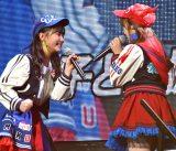 M11「生意気リップス」=『HKT48コンサート〜今こそ団結!ガンガン行くぜ8年目!〜』 (C)ORICON NewS inc.