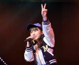 M11「生意気リップス」の田中美久=『HKT48コンサート〜今こそ団結!ガンガン行くぜ8年目!〜』 (C)ORICON NewS inc.