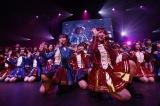 『HKT48コンサート〜今こそ団結!ガンガン行くぜ8年目!〜』より(C)AKS
