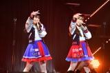 M11「生意気リップス」=『HKT48コンサート〜今こそ団結!ガンガン行くぜ8年目!〜』より(C)AKS