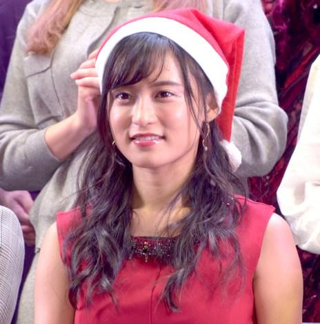 指原莉乃の卒業発表を受けて、心境を語った小島瑠璃子=『ホリNS月曜祭2018』イベント前の取材会(C)ORICON NewS inc.