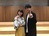 19日放送の『1周回って知らない話』に出演する新妻聖子、山崎育三郎(C)日本テレビ
