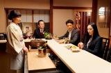 おなじみの「花の里」シーン(C)テレビ朝日