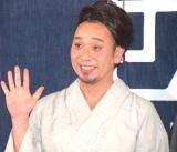 『岡山県魅力発信プロジェクトPRイベント』にゲストとして登壇した千鳥・大悟 (C)ORICON NewS inc.