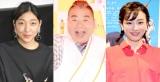 『第69回NHK紅白歌合戦』の審査員に決定した(左から)安藤サクラ、出川哲朗、永野芽郁 (C)ORICON NewS inc.