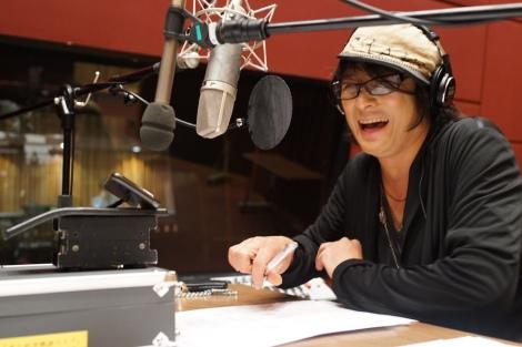 NHK-FM「RADIO 1990」でパーソナリティを務めたT-BOLAN・森友嵐士