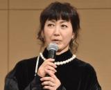 高島礼子、報道陣質問に「残念」