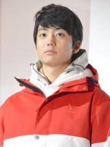 『JR SKISKIキャンペーン』の記者発表会に出席した伊藤健太郎 (C)ORICON NewS inc.