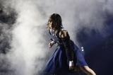 気迫のこもったソロダンスを披露したセンターの北野日奈子