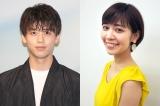 (左から)竹内涼真、吉谷彩子 (C)ORICON NewS inc.