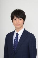 『人生が楽しくなる幸せの法則』に出演する和田琢磨 (C)読売テレビ