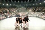 """『BoA THE LIVE 2018 """"Xmas""""』を行ったBoA"""