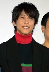 映画『ふたつの昨日と僕の未来』公開初日舞台あいさつに登壇した佐野岳 (C)ORICON NewS inc.