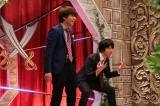 25日放送のバラエティー特番『連笑 10人連続で笑わせろ!』(C)カンテレ
