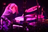 L'Arc〜en〜Cielのyukihiro(Dr)=『LIVE 2018 L'ArChristmas』初日公演より Photo by 今元秀明、岡田貴之、緒車寿一、加藤千絵、田中和子