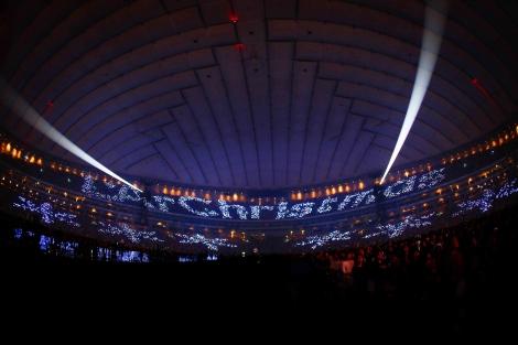 『LIVE 2018 L'ArChristmas』初日公演より Photo by 今元秀明、岡田貴之、緒車寿一、加藤千絵、田中和子