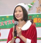 映画『グリンチ』大ヒット記念イベントに出席した朝日奈央 (C)ORICON NewS inc.