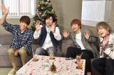 24日放送の『クリスマス☆ゼロ ゼロのアナザーストーリーすべてお見せしますスペシャル』に出演するNEWS (C)日本テレビ