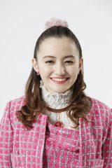KAT-TUN上田竜也主演『節約ロック』に出演するアヤカ・ウィルソン(C)NTV・JS