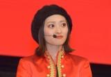 デビューシングル「泣かせてくれよ」の発売記念イベントに出席した三秋里歩 (C)ORICON NewS inc.
