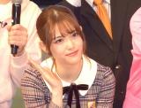 吉本坂46デビューイベントにサプライズ登場した松村沙友理 (C)ORICON NewS inc.