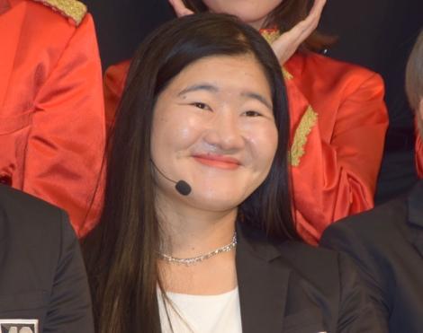 一時休養から復調をアピールしたガンバレルーヤ・よしこ =吉本坂46のデビューシングル「泣かせてくれよ」発売記念イベント (C)ORICON NewS inc.